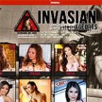 Invasian escorts website redesigned