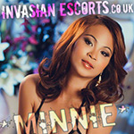 Asian escort Minnie