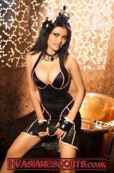 Nikki Pvc Dress 2