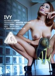 Topless Model July 2013