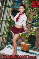 Schoolgirl Fantasy Kelly 1