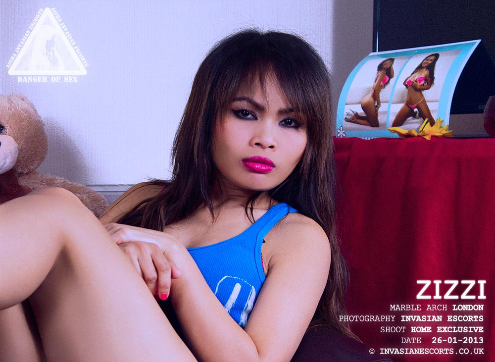 Thai escort Zizzi exclusive