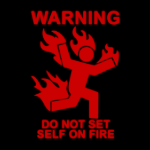 set-self-on-fire